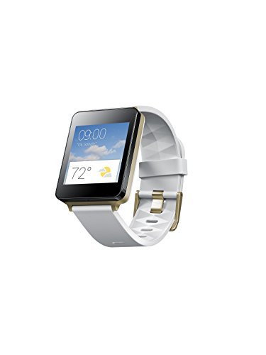 "LG W100 G WATCH SMARTWATCH 1.65"" IPS TOUCH ANDROID WEAR ..."