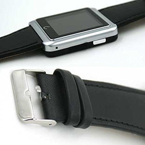 Vktech-Smarwatch-Impermable-Bluetooth-Pulsera-Inteligente-para-Moviles-Android-IOS-Plateado-0-0