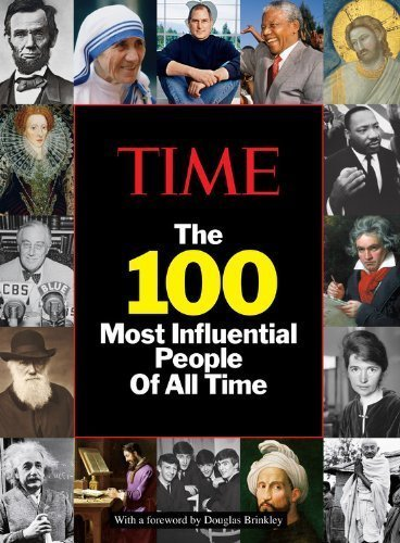 Time: The 100 Most Influential People Of All Time » Compra